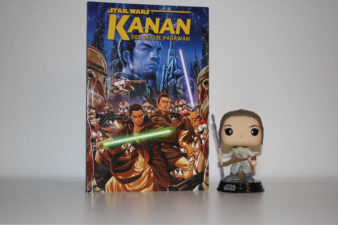 STAR WARS Sonderband: Kanan - Der letzte Padawan
