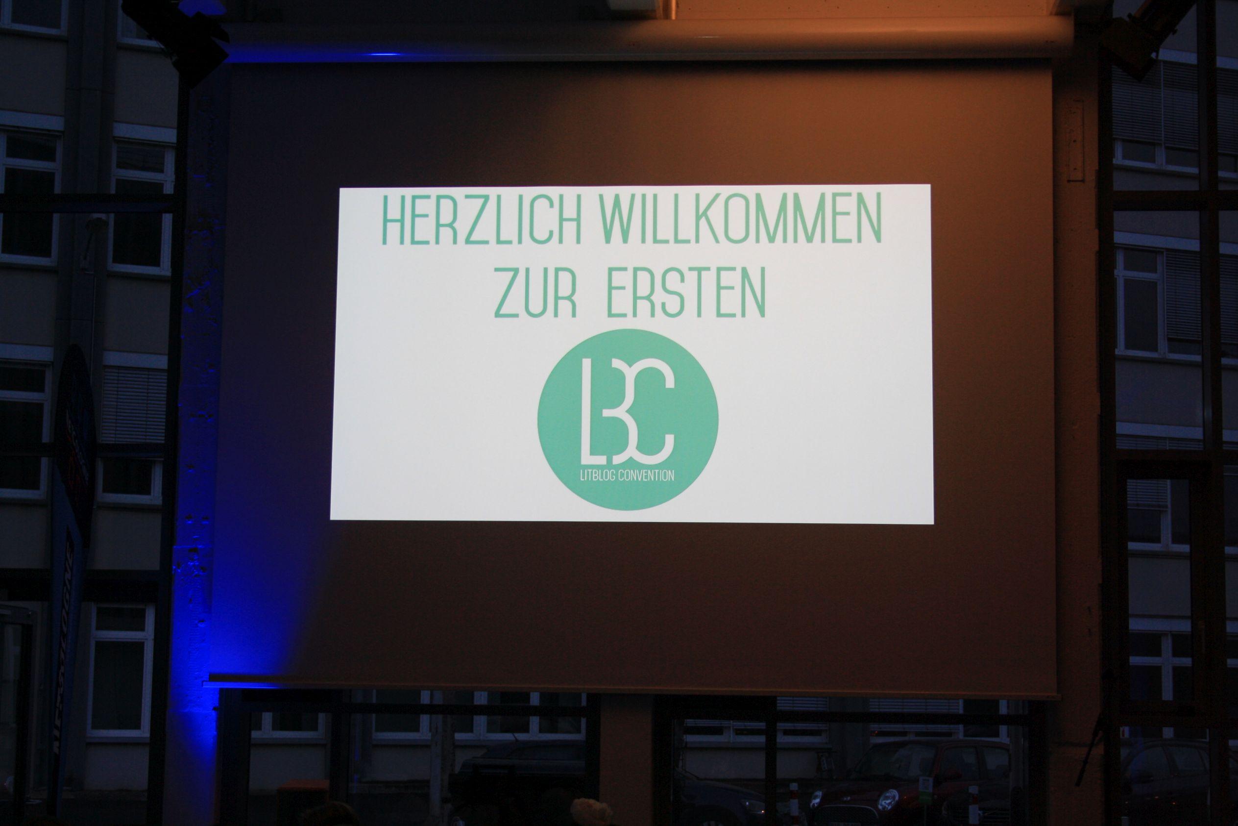 LitBlogCon 2016 in Köln - #LBM16
