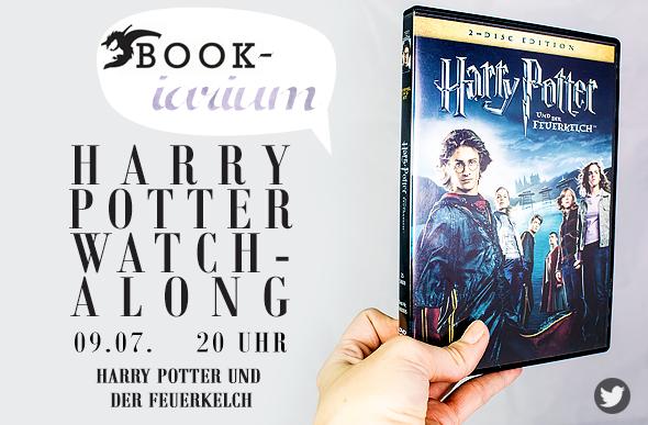 Harry Potter Watch-Along // Harry Potter und der Feuerkelch