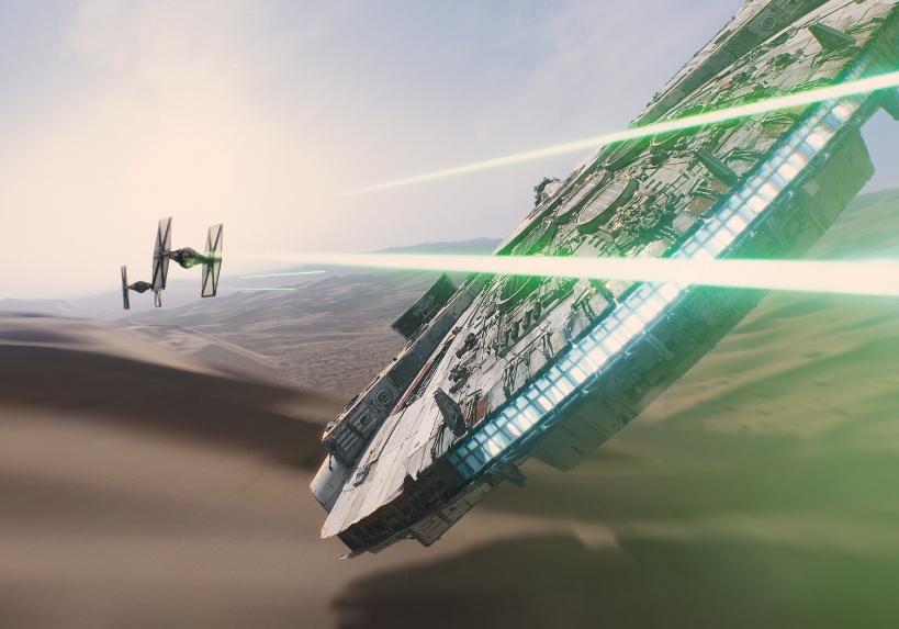 STAR WARS: DAS ERWACHEN DER MACHT © Lucasfilm Ltd. & TM. All rights reserved.