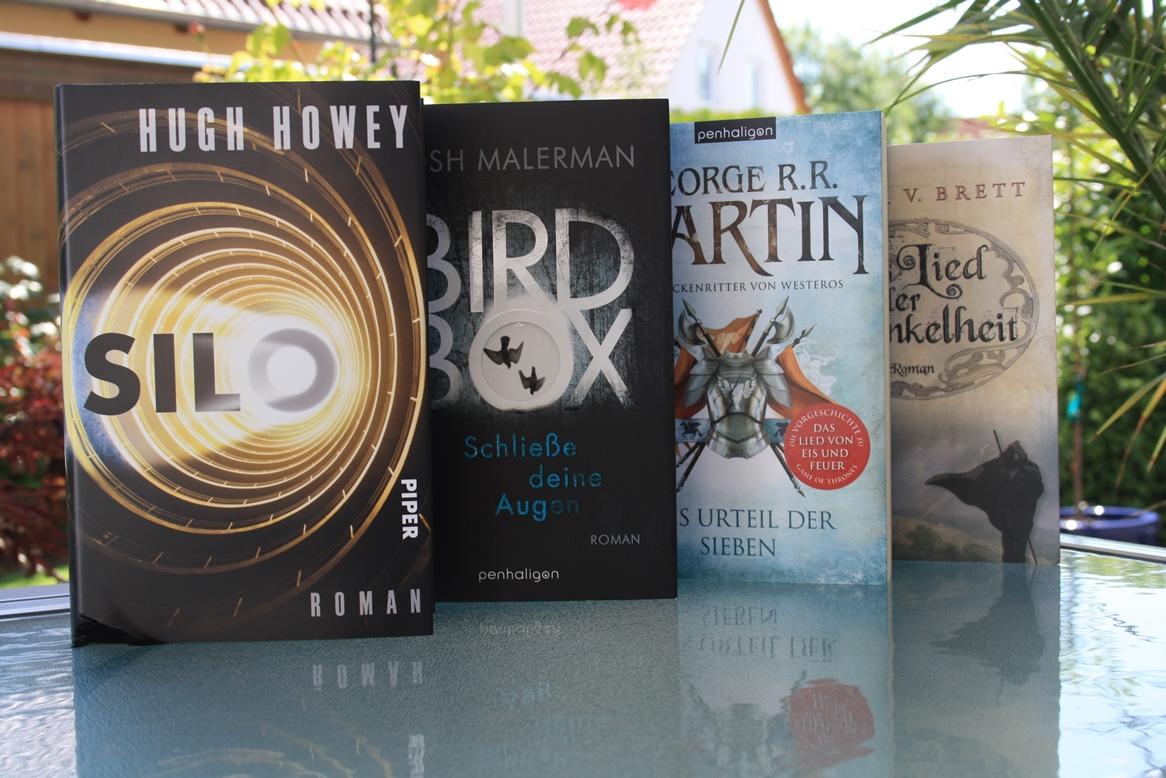 Diese vier Bücher dürfen auf keiner einsamen Insel fehlen