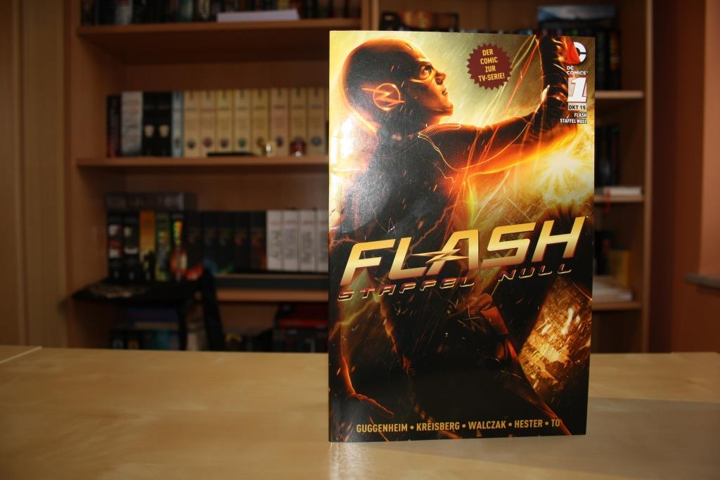 Flash - Staffel 0. Zirkus der Superschurken (Graphic-Novel)