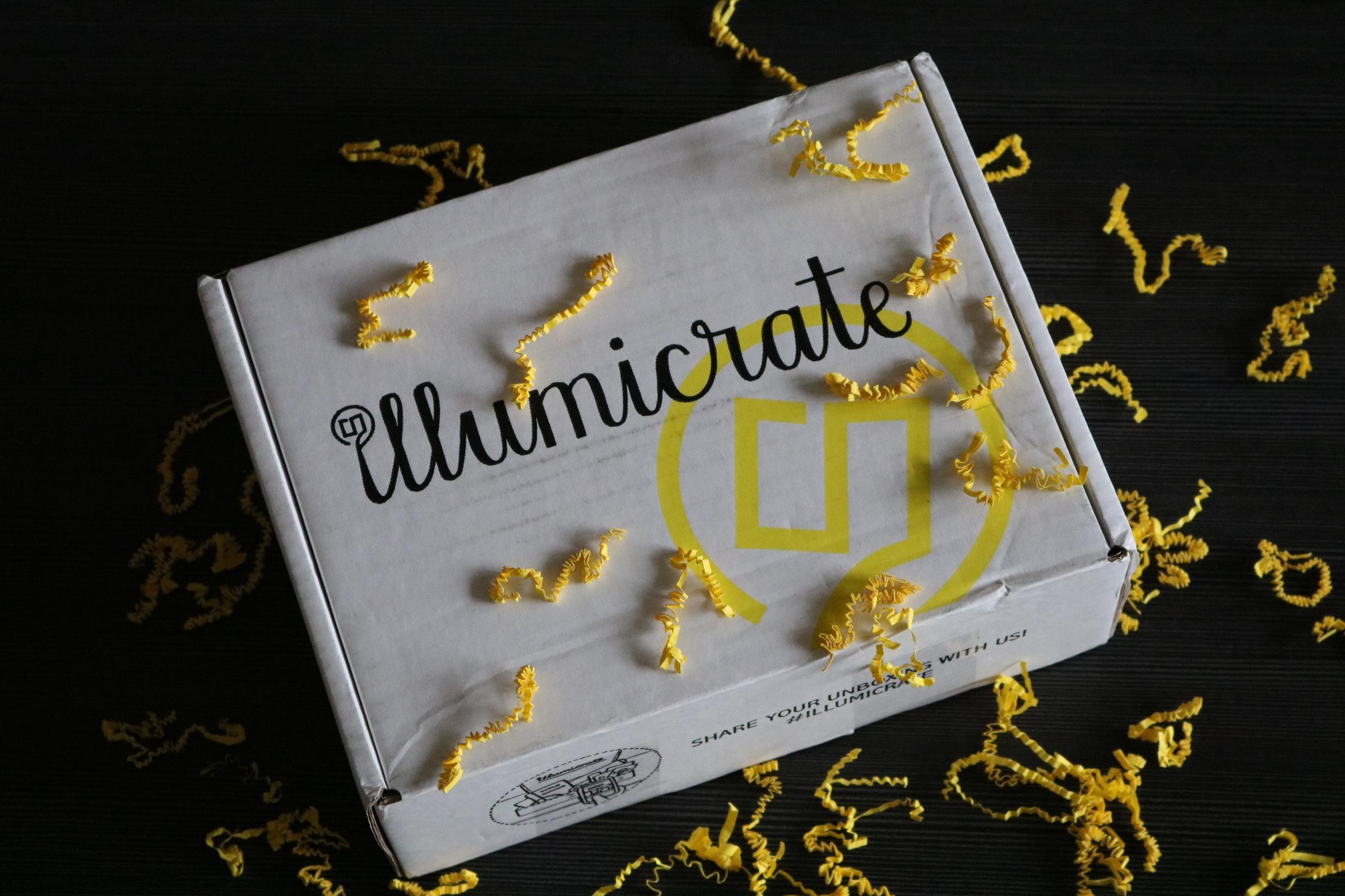 IllumiCrate August 2016