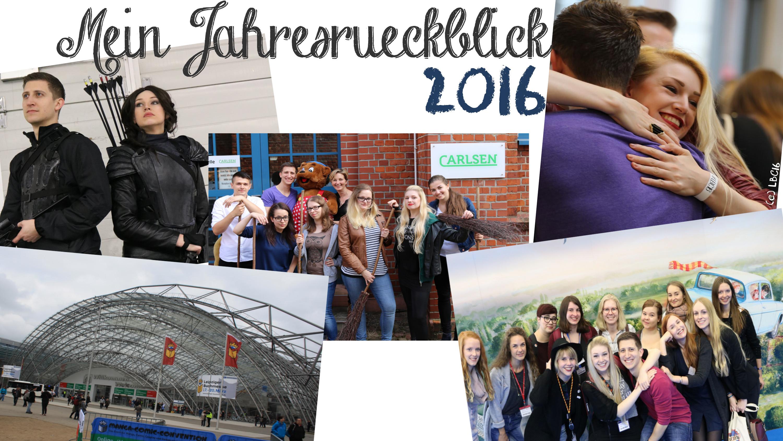 Mein Jahresrückblick 2016