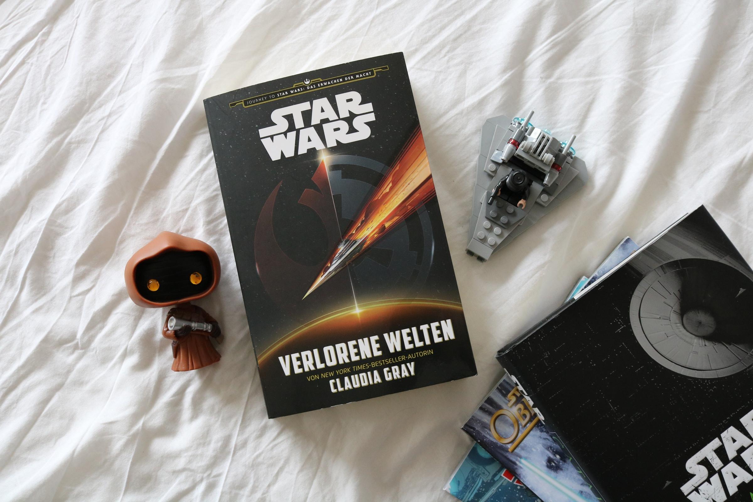 Star Wars: Verlorene Welten - Claudia Gray