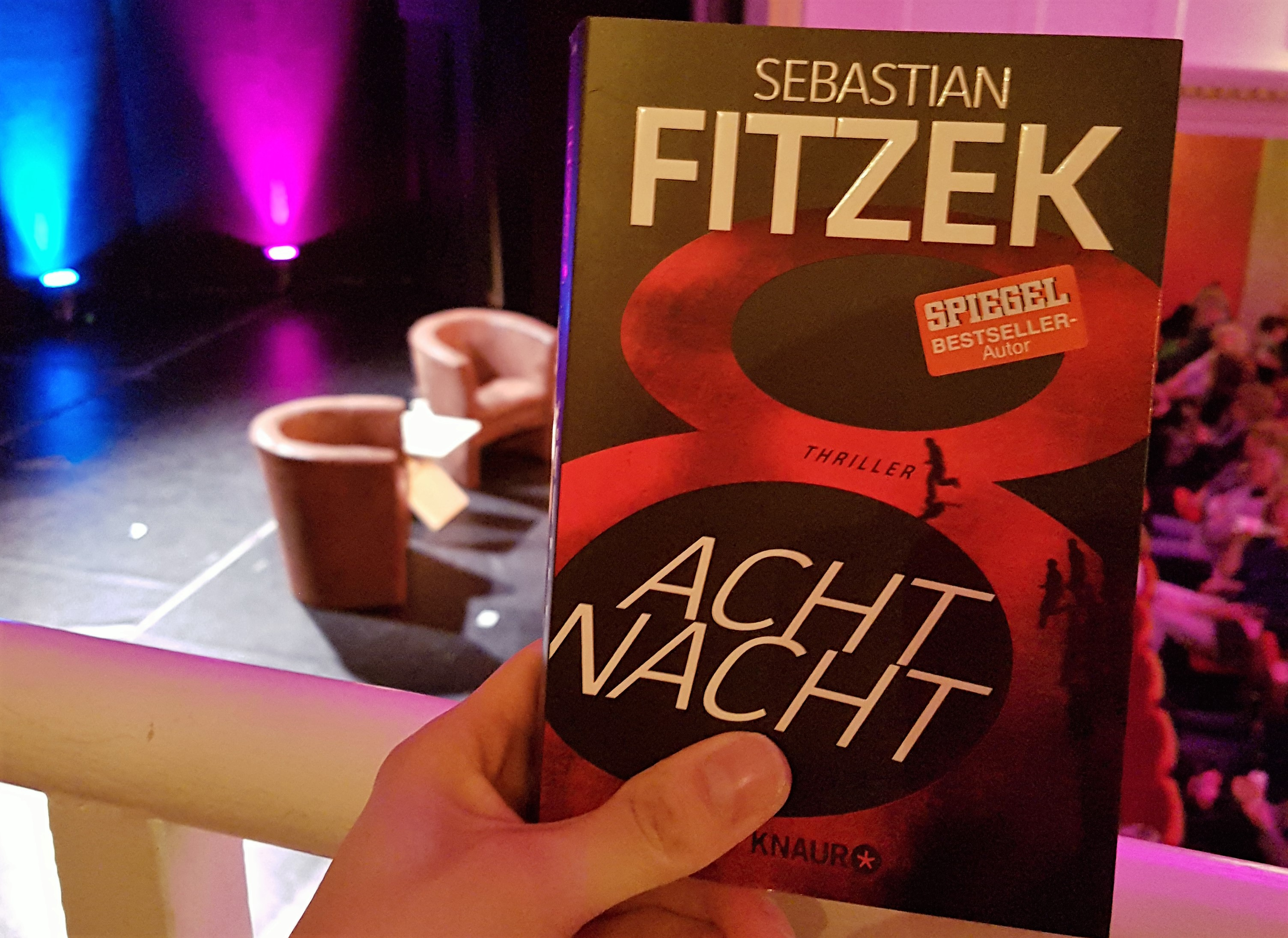lit.COLOGNE 2017 Sebastian FItzek