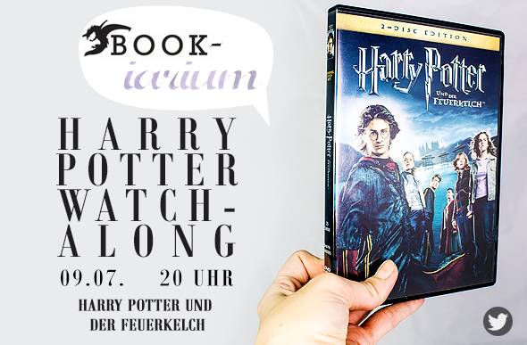 Harry Potter Watch-Along // Harry Potter und der Feuerkelch