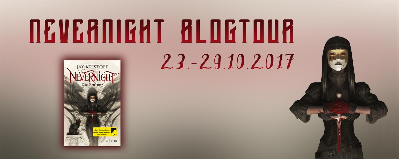 Nevernight Blogtour