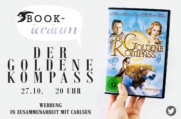 Der Goldene Kompass Watch-Along (c) Liberiarium