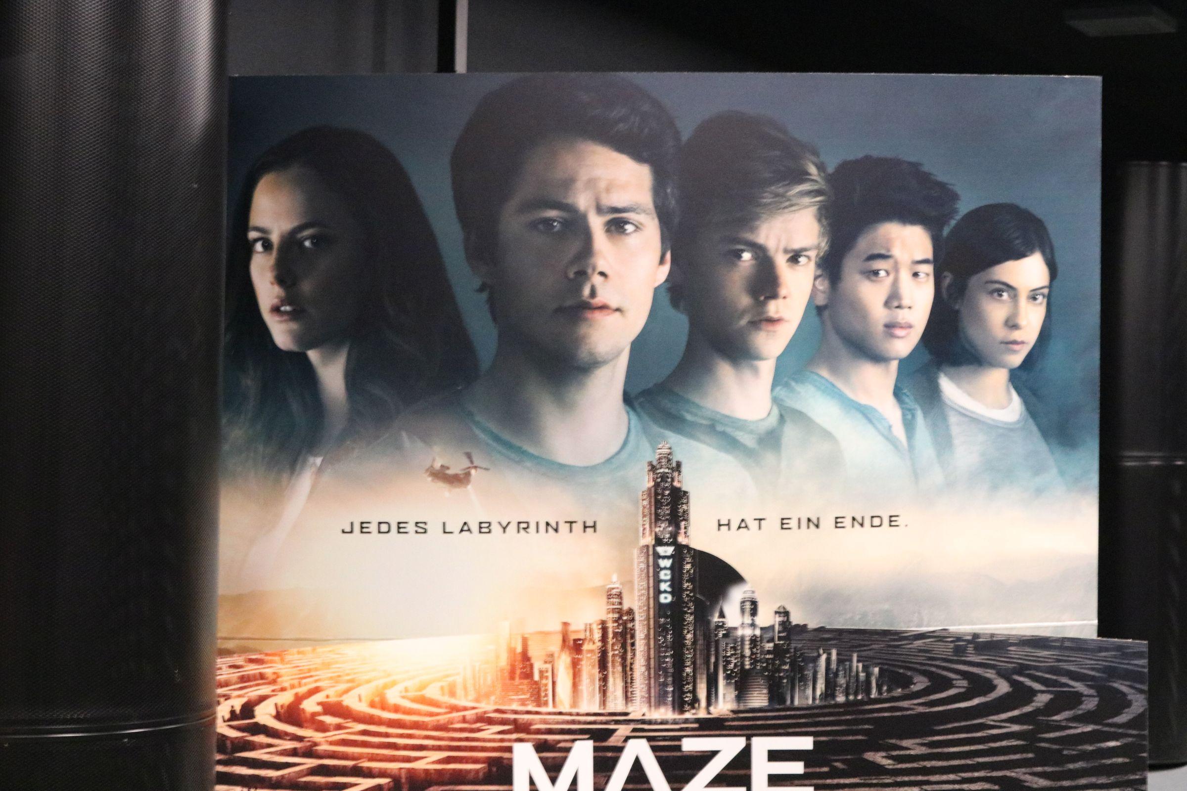 Maze Runner 3 - Die Auserwählten in der Todeszone Fan Screening